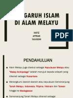 Hubungan Etnik Pengaruh Islam Di Alam Melayu