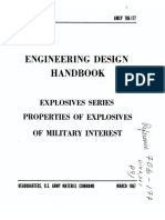 AMCP 706-177 Properties of Explosives of Military Interest