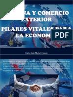 Carlos Luis Michel Fumero - Aduana y comercio exterior, pilares vitales para la economía