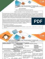 Guía de Actividades y Rúbrica de Evaluación - Fase 2 Trabajo Colaborativo Unidad 2