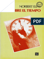 Sobre El Tiempo (Norbert Elias)
