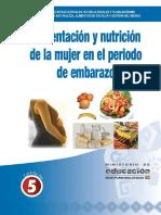Alimentacion en El Embarazo Bolivia