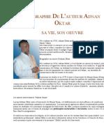 Biographie de l'Auteur Adnan Oktar_fichiers