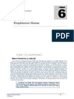 Empirismo Hume