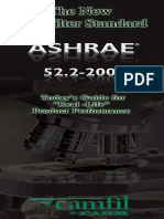 Camfil ASHRAE52 Test Guide