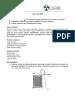 Laboratorio Electrostatica