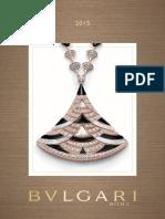2015 Bvlgari Jewellery Catalogue Pt