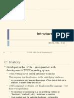 C Introduction