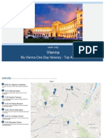 My Vienna One Day Itinerary Top Attractions