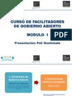 Presentación Modulo 1 facilitadores 20-2-2018