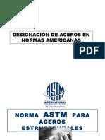 Aceros ASTM