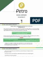 Manual del Comprador Petros.
