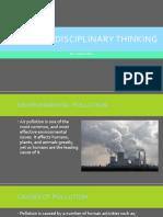 apes interdisciplinary thinking