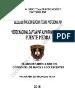 Silabo CÓDIGO DEL NIÑO Y DEL ADOLESCENTE.docx
