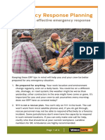 Emergency Response Planning 12 Tips PDF En