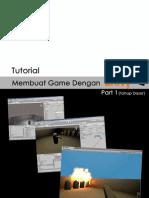 Tutorial Membuat Game Dengan Unity Part 1