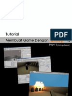Tutorial Membuat Game Dengan Unity Part 1