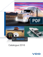 All Vdo Sensors Catalogue