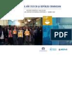 Revisión, estrategia y hoja de ruta hacia el logro del Objetivo de Desarrollo Sostenible 2 - Hambre Cero
