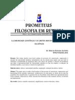 A COMUNIDADE CIENTÍFICA E OS LIMITES IMPOSTOS NA AVALIAÇÃO.pdf