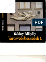 Városvédő beszédek I-II.
