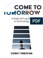 Welcome to Tomorrow by Corey Preston-P2P