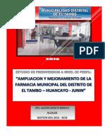 Pip Farmacia Municipal Mdt
