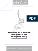 U.S. Commission on Immigration Reform