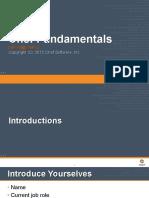 ChefDK Fundamentals Linux