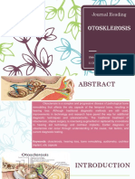 Ppt Jurding Otosklerosis Nor Azmina 112017074