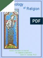 Psychology of Religion-calvin Carmen