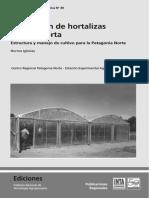 Hortalizas Bajo Cubierta 2006
