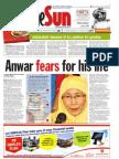 The Sun Malaysia Cover (30 June 2008)