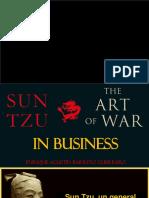 Arte de La Guerra en Los Negocios