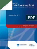 Alfredo Rocha Modulo Paradigma Interpretativo - Critico y Comunicativo UPN 38