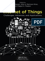 IoT Challenges Advances Applications
