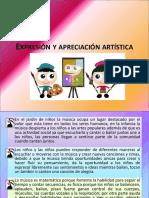 Expresion y Apreciacion Artistica