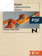 Matando Dinosaurios Con Tirachi - Pedro Maestre