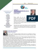 Boletín 22 del Club Rotario de Guayaquil