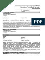 04. Contrato Prestacion de Servicios Educacionales - Cft