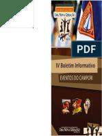 Eventos - I Campori Metropolitano - Uma Nova Geração Imprimir