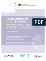 A Global High Shift Cycling Scenario Nov 2015