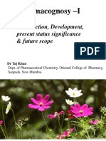 pharmacognosyintroduction-170104035016