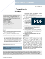 Cervical Cancer Prevention in Low-Resource Settings