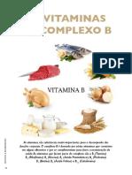 As vitaminas do complexo B