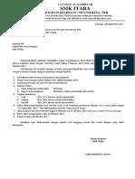 Surat Pemberitahuan Pembuatan Soal UTS Dan Jadwal.docx