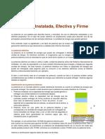 PDF 750 Informe Quincenal Electrico Potencia Instalada Efectiva y Firme (1)