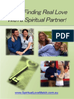 Finding Real Love With a Spiritual Partner eBook