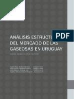 Análisis Estructural Del Mercado de Las Gaseosas en Uruguay