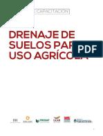 Inta Manual Drenaje de Suelos Para Uso Agricola